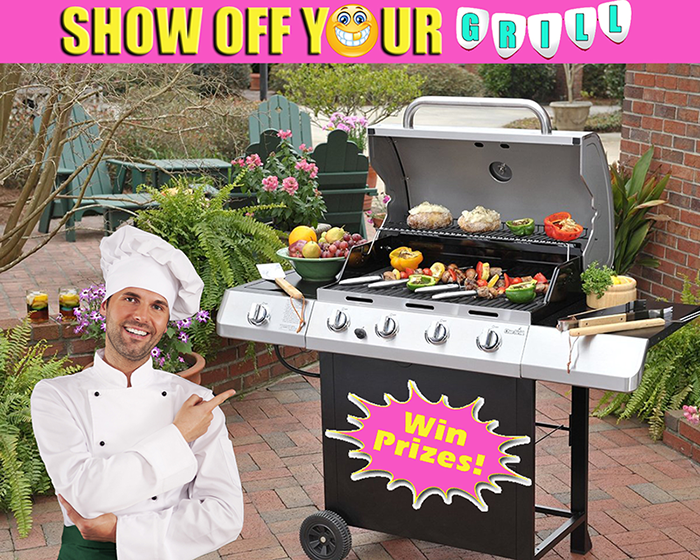 Show Off Your Grill Contest